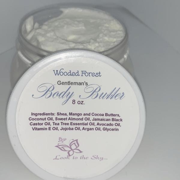 Gentleman's Body Butter